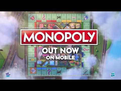 Monopoly for Mobile - Out Now!