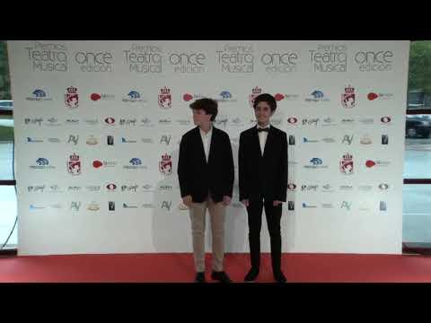 Premios Teatro Musical 2018 - Posado y entrevista Billy Elliot