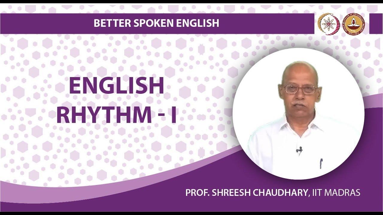 English Rhythm I