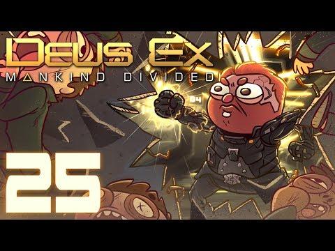 Deus Ex: Mankind Divided [Part 25] - Enter the Matrix