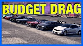 Need for Speed Payback Online : BUDGET DRAG CARS!!