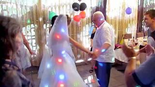 Выкуп невесты и жениха, танец зятя и тещи на свадьбе 2018 Запорожье ведущая тамада Мария