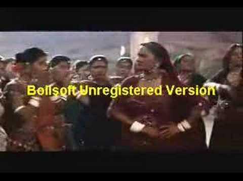 Mujh ko Rana Jee Maaf Karna - Karan Arjun