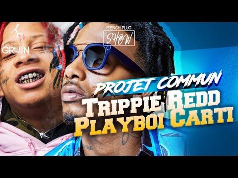 Trippie Redd & Playboi Carti vont sortir un projet ensemble !