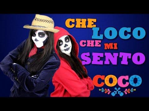 CHE LOCO CHE MI SENTO! - COCO || Cover By Luna || UN POCO LOCO ITA || Female Version
