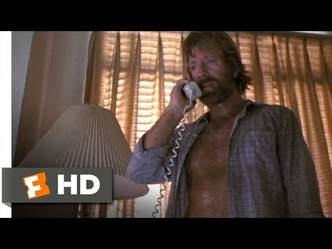 Missing in Action (2/10) Movie CLIP - Braddock Kills a TV (1984) HD
