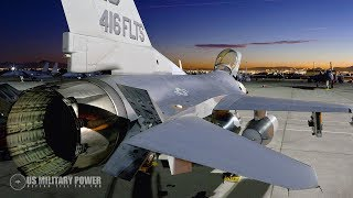 Meet the New F-16 Fighter Jet (Thanks to F-35 and F-22 DNA)
