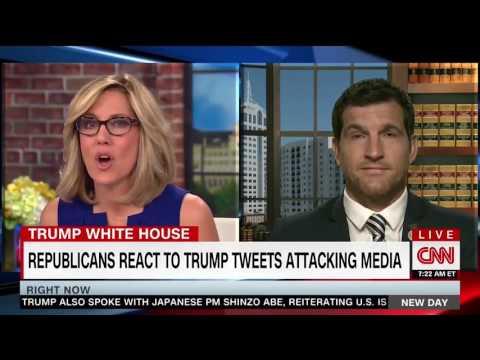 SCOTT TAYLOR MOCKS CNN ON CNN! 'YOU GUYS ARE GETTING PLAYED'