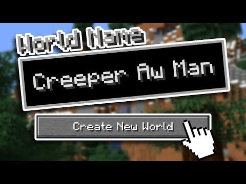 I Made A New Minecraft Survival World... (#1)