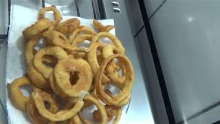 Como Fazer Onion Rings – Burger King