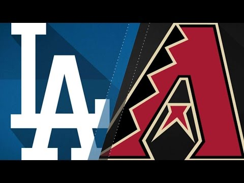 4/21/17: D-backs best Dodgers behind a nine-run 8th