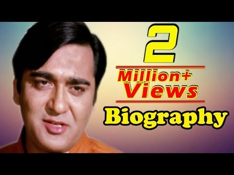 Sunil Dutt - Biography