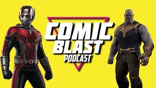 Avengers 4 Theories & Worst Comic Book Movie of 2018 So Far - The Comic Blast Podcast