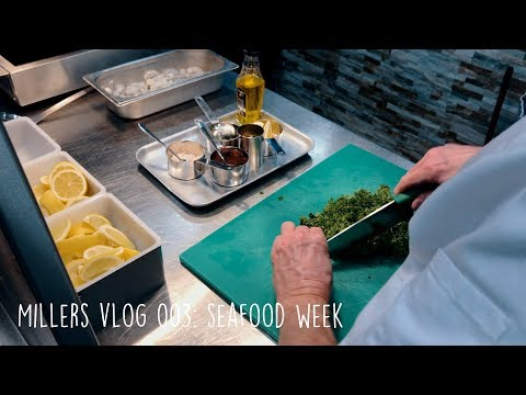 Millers Fish And Chips - Seafood Week 2017