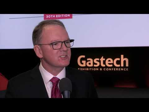 Peter Coleman spoke to Eithne Treanor at Gastech 2018 in Barcelona