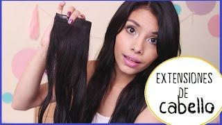 Extensiones de cabello  → (LO QUE NO SABIAS!)