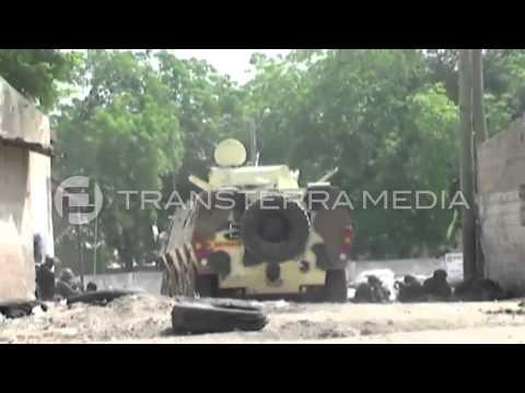 Cameroonian Army Battles Boko Haram