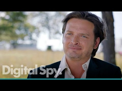Aden Young tells us why you SHOULDN'T watch 'Rectify'!