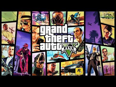 Grand Theft Auto 5 Full Walkthrough - GTA 5 Full Gameplay 4K 60FPS (FULL MOVIE VIDEO GAME)