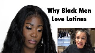 Black Men Dating LatinX : REACTION VIDEO: Re Bird Martinez