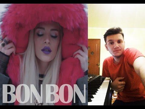 Era Istrefi - BonBon | Piano Cover | Karaoke