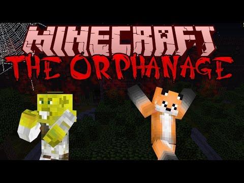 THE ORPHANAGE! Minecraft Horror Map W/ Seapeekay