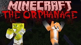 THE ORPHANAGE! Minecraft Horror Map W/ Seapeekay