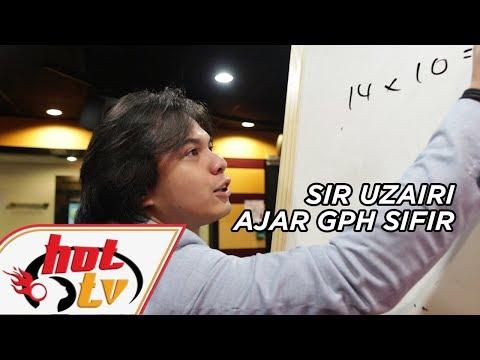 Sarancak Congak Challenge dgn Sir Uzairi!
