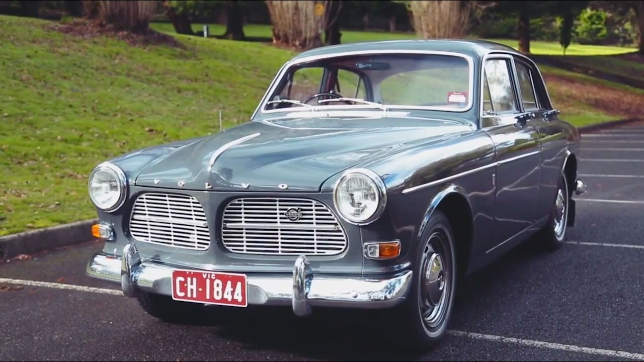 Volvo 120 Series - Shannons Club TV - Episode 62