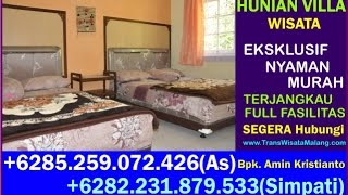 Villa Batu Malang, Homestay In Indonesia, Hotel Malang, +6282 231 879 533