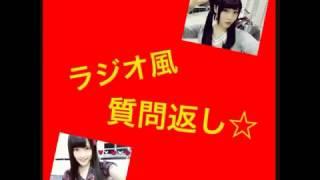 AKB48チーム4のみゆぽんこと大森美優ちゃんが ファンの質問に答えていき...