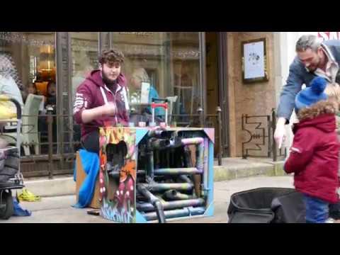 York Street Performer