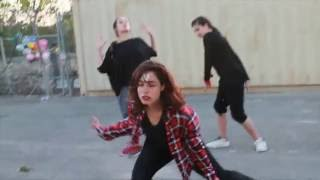 IN\OUT\IN  AEDANCE Hip Hop  צפייה לנשים בלבד, for woman only