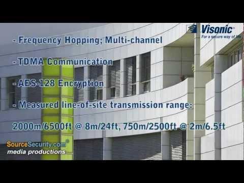 Visonic PowerMaster Wireless Intrusion Alarm System