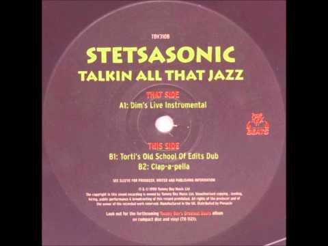 Stetsasonic  Talking All That Jazz Tortis old school of edits dub