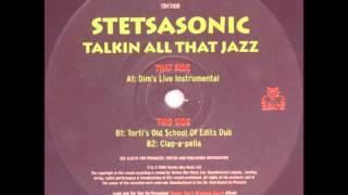 Play Talking All That Jazz (Torti's Old School Mix Of Edits Dub)