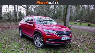 Skoda Kodiaq 4x4 2019 Review and Road test