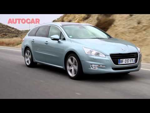 Peugeot 508 video review by autocar.co.uk