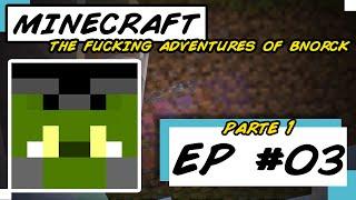 Minecraft #03 - A Vida e a Rosa (Parte 01)
