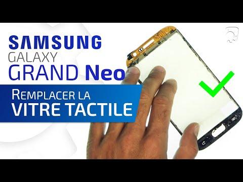 Tutoriel Samsung Galaxy Grand Neo : remplacer la vitre tactile (HD)