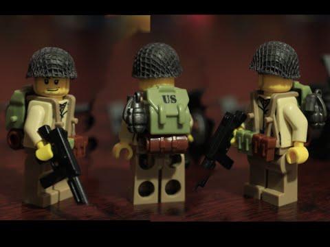 Lego 2 мировая война