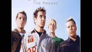 The Reason-Hoobastank (lyrics).