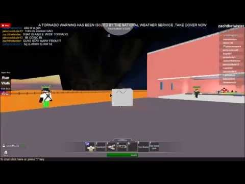 Roblox Tornado Chasers Roblox Storm Chasers Episode 5 Part 1 Monster Tornadoes And Hq Gets Possible Hit Youtube