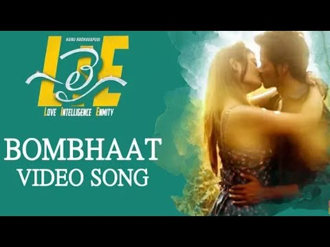 Bombhaat video song | Lie movie | By Shanmukh jaswanth and Monica Thompson