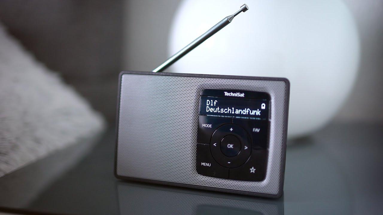Video: Short Review DIGITRADIO 2 | Portables DAB+/UKW-Radio mit Bluetooth-Audiostreaming | TechniSat