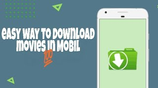 How to download new movies in torrent in 3min