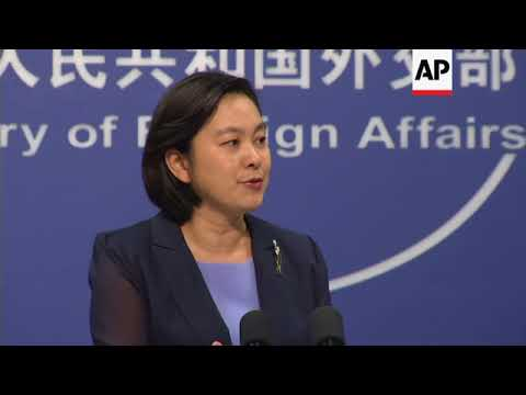 China favours regional trust and cooperation