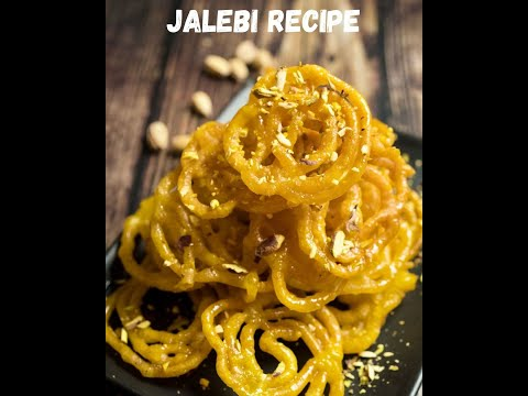 Jalebi Recipe | Homemade Jalebi Recipe | Chef Kunal Kapur