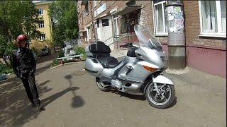 ДИМОН КУПИЛ МОТОЦИКЛ BMW 1200 LT  :)))(МОТО БЛОГ)(, 2015-06-14T05:22:33.000Z)