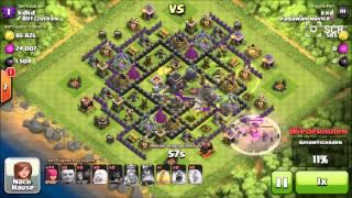 Clash of Clans #1 |meine beste Rh9 Base|| Hirnfrei